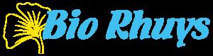 Logo Bio Rhuys, magasin bio à Sarzeau